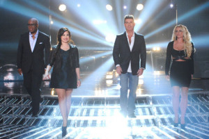 Reid, Demi Lovato, Simon Cowell, and Britney Spears