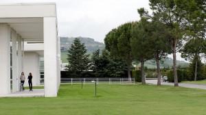 Diego Della Valle at his headquarters in Le Marche Picture Jason