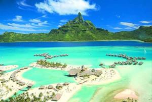 Bora Bora, Polinesia Francesa, Tahití