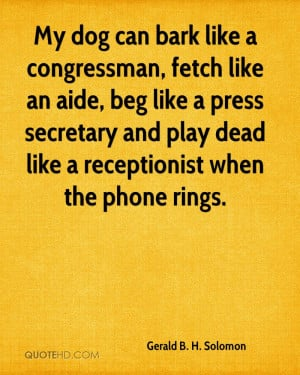 ... secretary and play dead like a receptionist when the phone rings