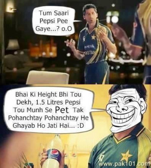 funny pepsi add pakistani