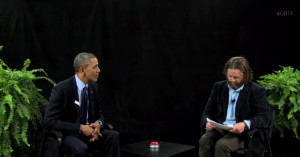 President Barack Obama Between Two Ferns With Zach Galifianakis Video