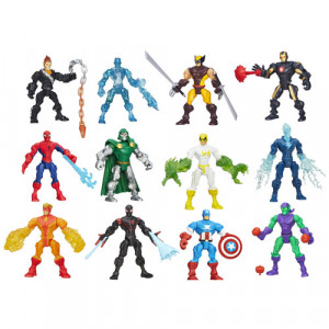 marvel super heroes marvel super hero mashers battle upgrade