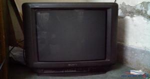 old sony big screen tv