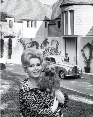 Zsa Zsa looking for husband number eleven?