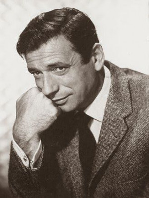 Chatter Busy: Yves Montand Quotes