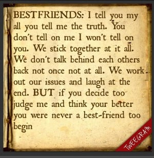 Mess With Best Friends Quotes