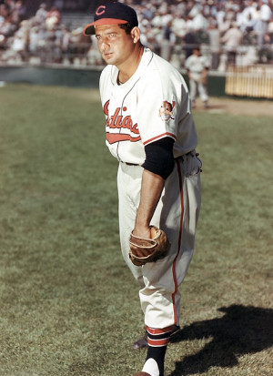 Early Wynn - Cleveland Indians