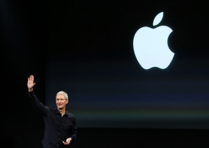 The worst-kept secret is out: Tim Cook, chief executive of Apple, is ...