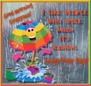 day. Morning'S Good Night, Morninggood Night, Greeting Mornings, Rainy ...