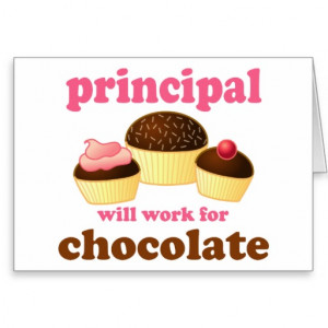 Am A Principal, Therefore I Drink Cards