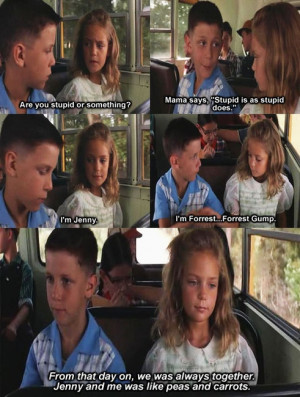 Continue reading these Forrest Gump Jenny Quotes