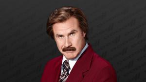 Ron Burgundy and… Dodge?