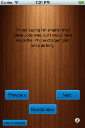 Download Daniel Tosh Quotes iPhone iPad iOS