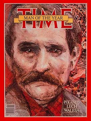 Who was Time's Person of the Year for 1981