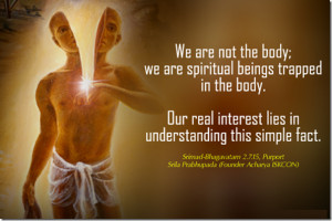 Servant of the Servant: Real interest is in our real happiness
