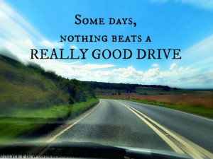 Good drive quote via Alice in Wonderland's TeaTray at www.Facebook.com ...