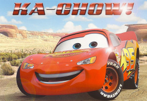 Lightning McQueen Which of these Lightning's quotes do you like best?