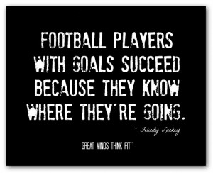 Best Inspirational Football Quotes
