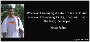 Quotes About Winning and Losing