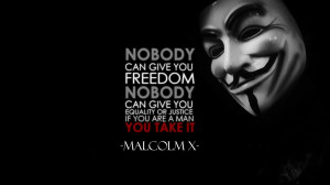 Nike Qoutes Quotes Text Malcolm X Black Wallpaper with 1366x768 ...
