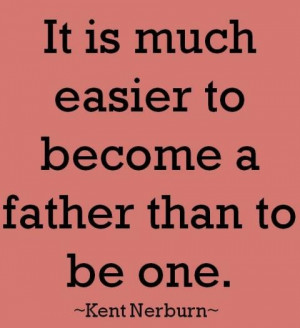 To become a #father. #Fathers