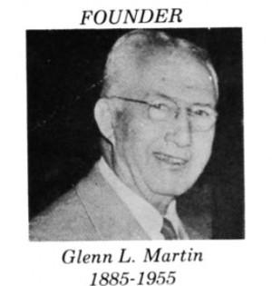 Glenn Luther Martin (January 17, 1886 - December 5, 1955) was an ...