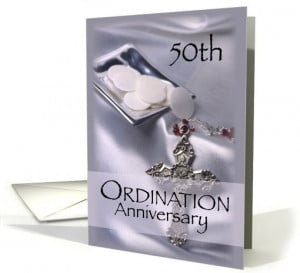 Gifts to Give a Priest Celebrating their Golden Jubilee