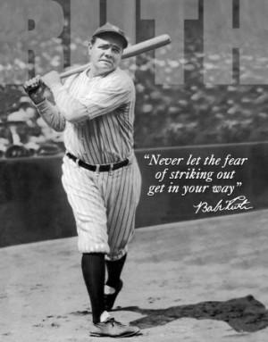 Babe Ruth Sports Memorabilia