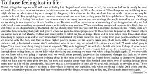 feeling lost tumblr quotes feeling lost tumblr quotes feeling lost and ...
