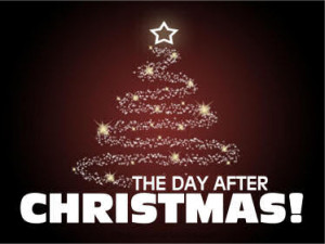The Day After Christmas