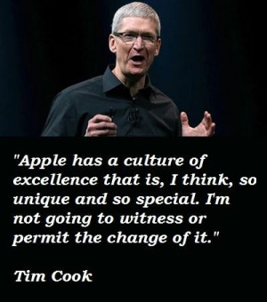 Tim cook famous quotes 4