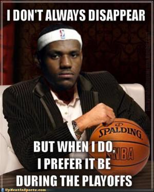 LeBron James: King Ringless