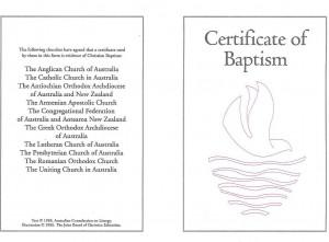 Baptism Quotes HD Wallpaper 6
