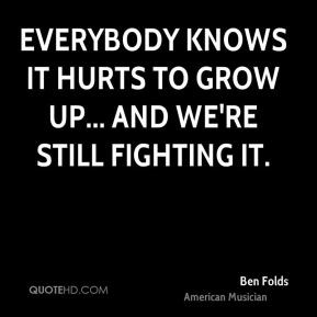 Ben Folds Top Quotes