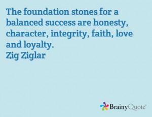 Zig Ziglar Integrity Quotes