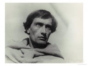 Antonin Artaud in the Film,