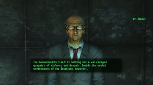Bethesda has declined to comment on the rumor of a Boston setting for ...