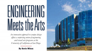 Civil Engineering Magazine Puts New Engineering Building in the ...