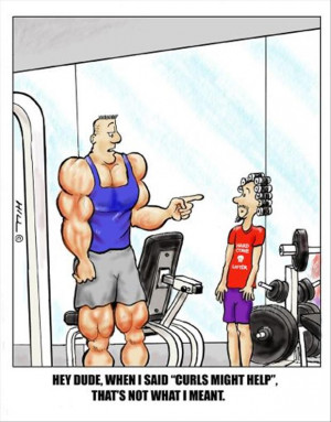 Funny Fitness Pictures – 34 Pics