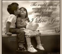 LOVE QUOTES FOR YOUNG CHILDREN