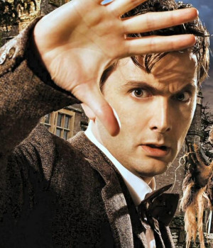 David Tennant returning for Doctor Who's 50th anniversary?