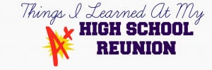 2004 Hollers Back: What I Learned at my High School Class Reunion