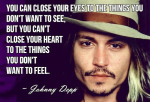johnny deep quotes