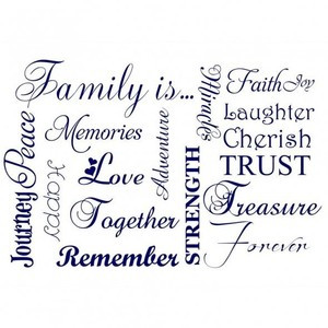 Quotes About Mean Family Members http://www.polyvore.com/family_wall ...