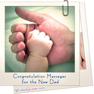 am so proud of you for becoming a dad