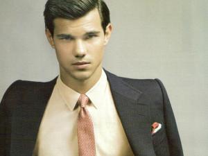 68419f27af Taylor Lautner tie Taylor Lautner Quotes