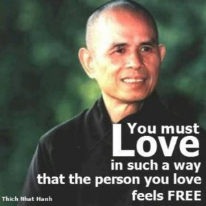 """... to awaken from the illusion of our separateness.""""~ Thich Nhat Hanh"""