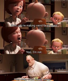 the incredibles more the incredibles