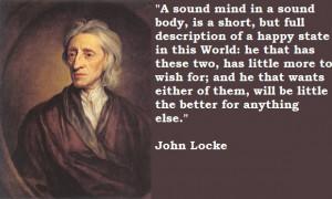 john locke quotes education
